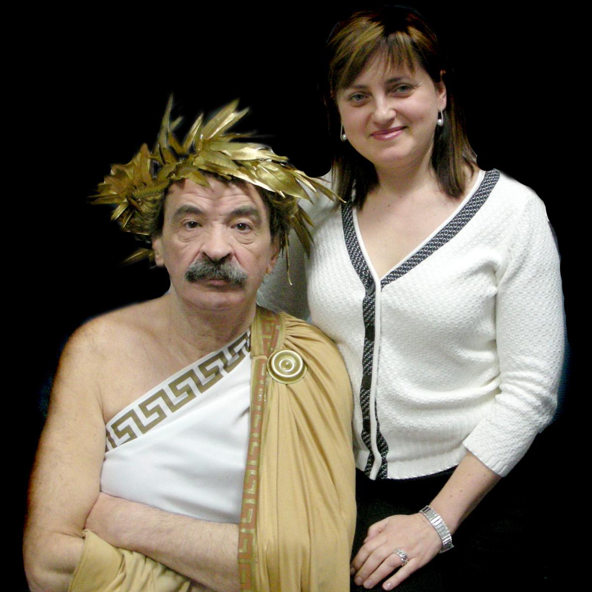 Галя+Олейников